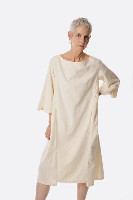Atelier Delphine Maia Dress - Cream