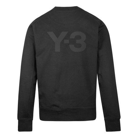 adidas Y-3 M Classic Back Logo Crewneck Sweat - Black