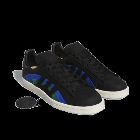 adidas x Book Works Campus 80s - Black/Blue