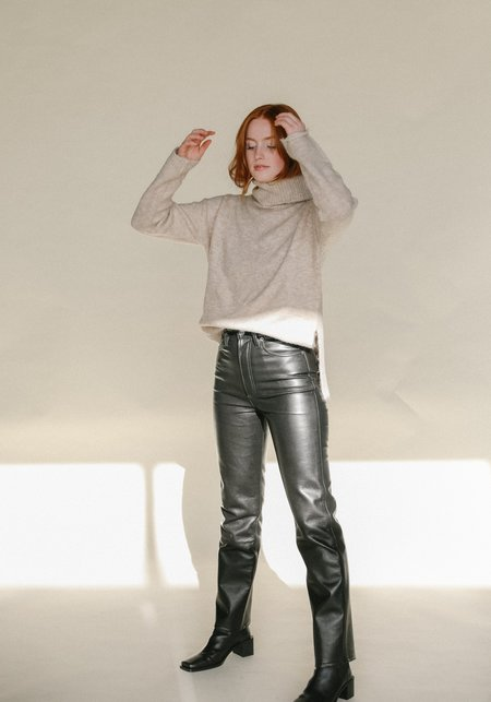 Line the Label Sirena  Roll Neck Sweater