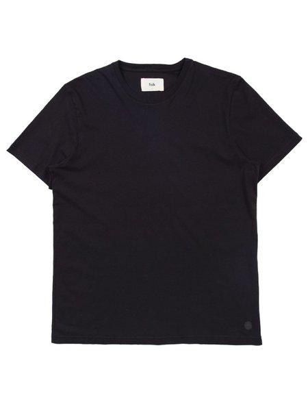 Folk Clothing Folk Assembly T-Shirt - Black