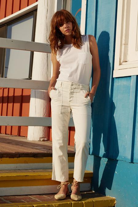 AMO Babe Jeans - Ecru