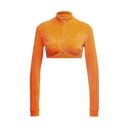 adidas x Jeremy Scott Women H50966 Track Top - Orange