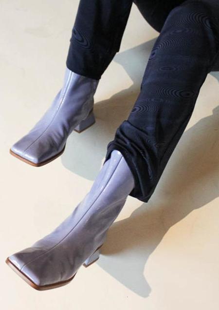 Paloma Wool Cosima Boots - Light Blue