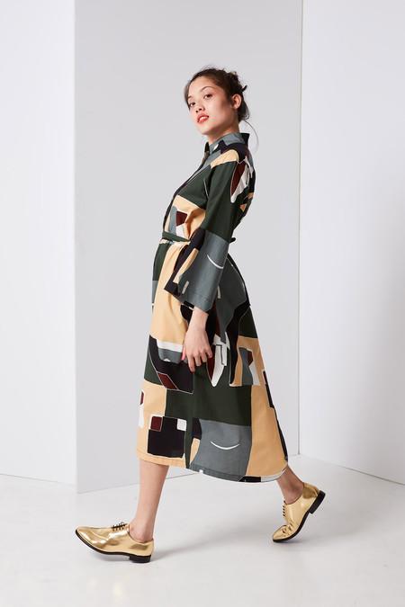 Kowtow Auteur Dress Coat