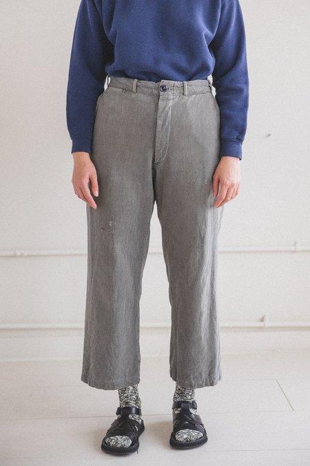 VINTAGE WORK PANTS 25 - Gray