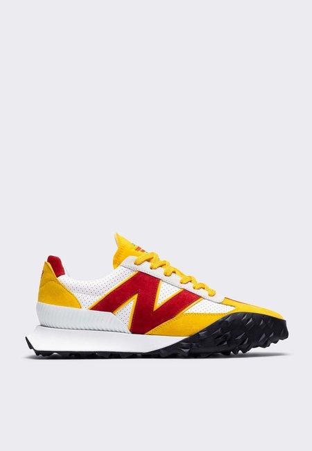 New Balance Casablanca XC-72 Sneakers - yellow/burgandy
