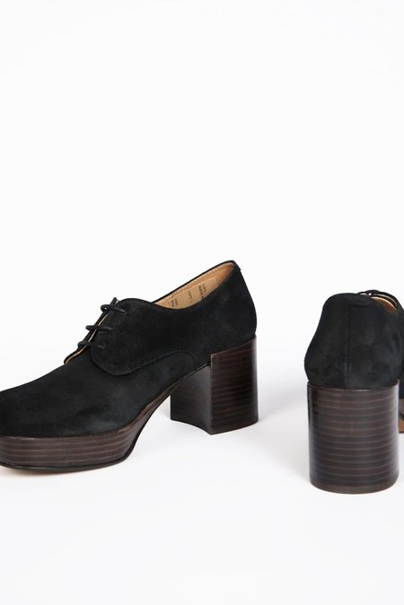 INTENTIONALLY BLANK ALBANY SHOES - Black/TAN