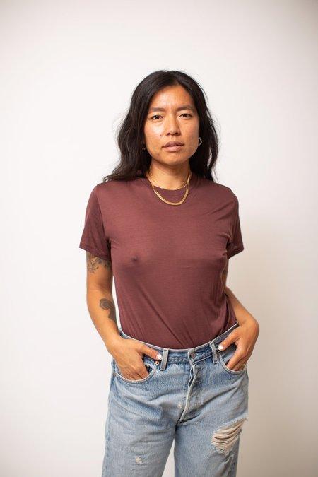 Baserange Tee Shirt - Ter Purple