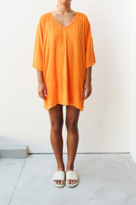 at Dawn. Terry Kimono Mini Dress