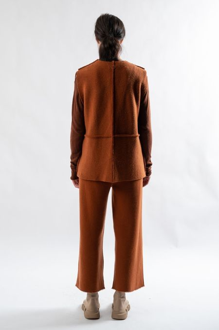 Oyuna liano jacket - pecan