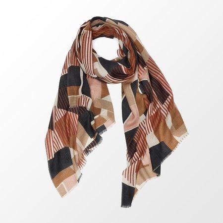 Escale Fine Merino Wool & Silk Scarf