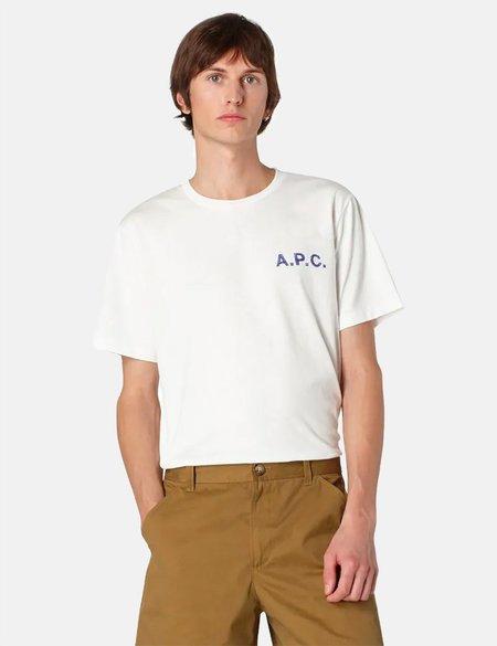 A.P.C. Daniel T-Shirt - White