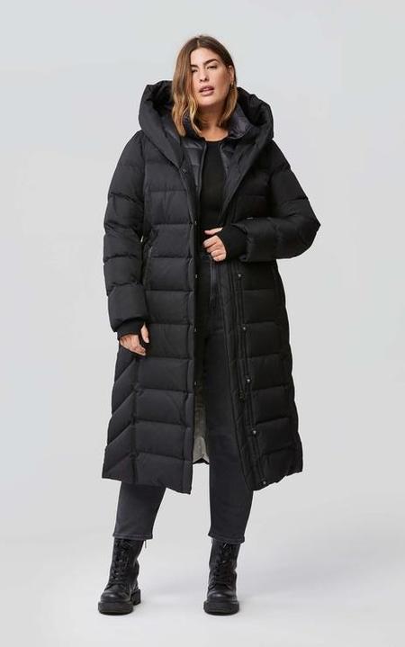 Soia & Kyo Talyse Down Coat - Black