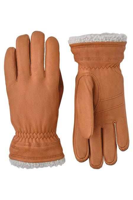 Hestra Deerskin Primaloft Gloves - Cork