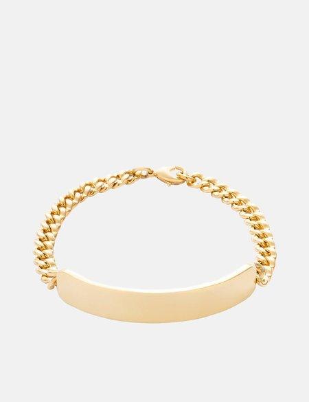 A.P.C. Darwin Bracelet  - Gold