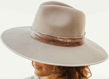 Freya Lavender Hat