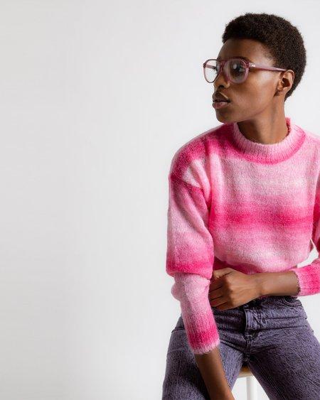 Paloma Wool Salinas Sweater - Light Fuchsia