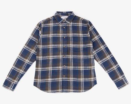 Corridor Saugerties Winter Shirt-Neutrals
