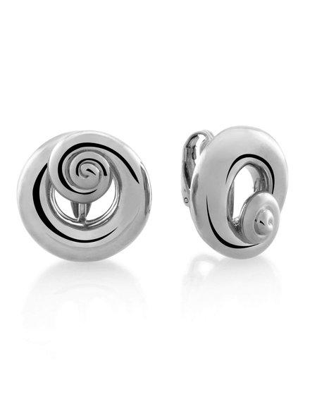 Mineraleir Swirl Stud Earring 2