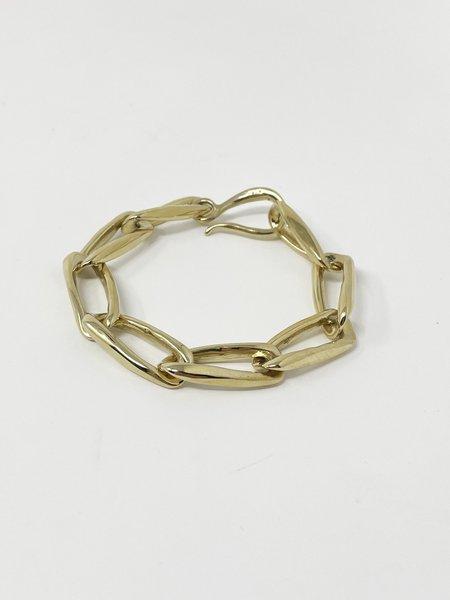 Faris Classic Chain Bracelet - Gold