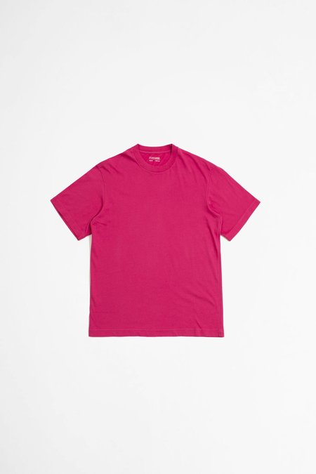 Lady White Co. Athens T-shirt - Hot Pink