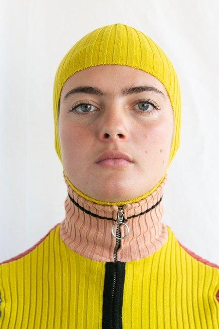 Giu Giu Nonna Helmet hat - yellow