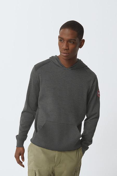 Canada Goose Iron Amherst Hoodie Sweater - iron Grey