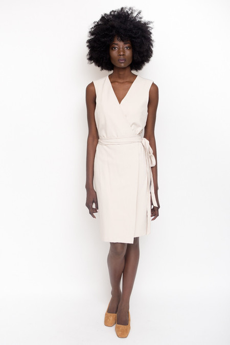 Just Female Gilda Dress / Light Sand