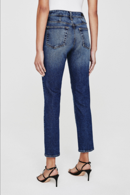 AG Jeans Paneled Isabelle Jeans - Culture