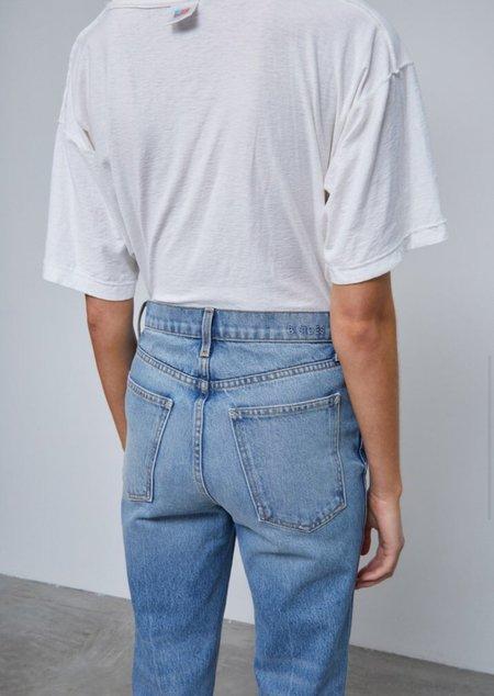 B Sides Louis High Slim Jean - Tate Vintage