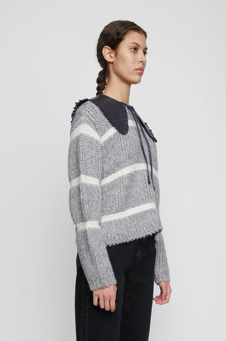 Just Female Roma Knit Sweater - Melange