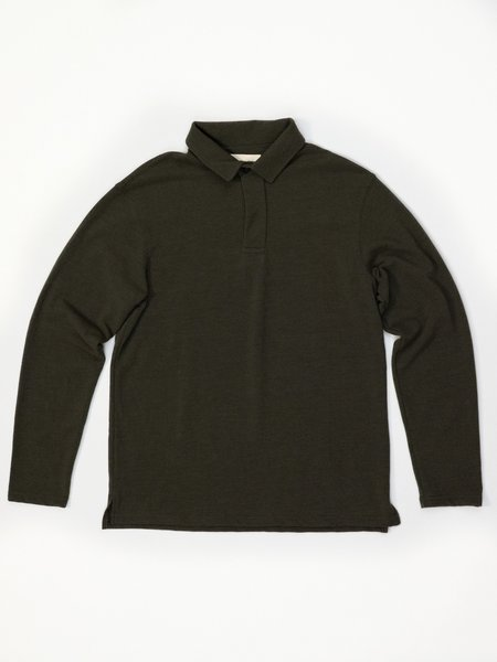 Magill Harley Pique Polo - Olive