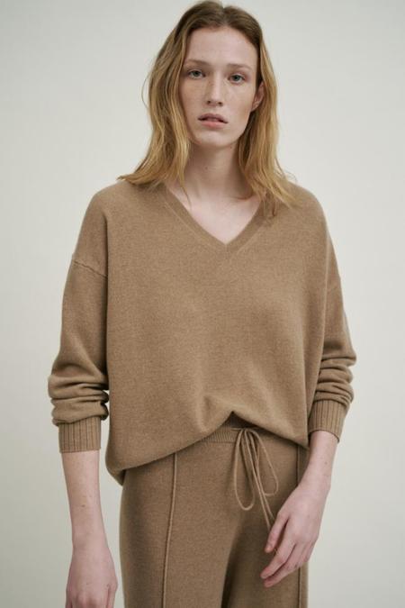 Rosalina Sweater-Brown