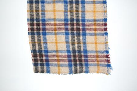 Clan of Cro VINTAGE Wool throw/scarf - plaid