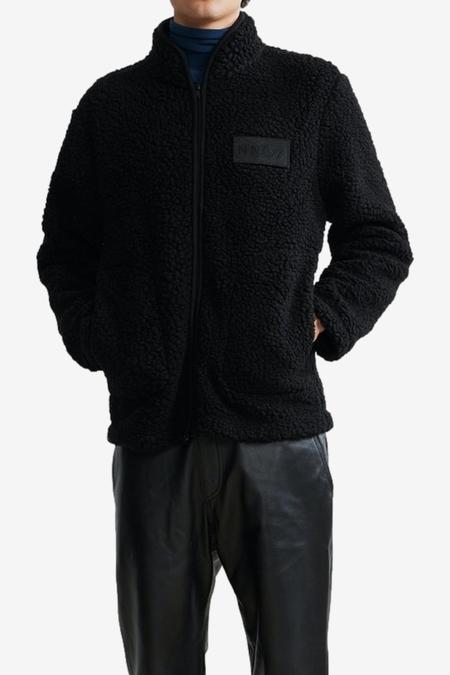 NN07 Morten 3443 JACKET - BLACK
