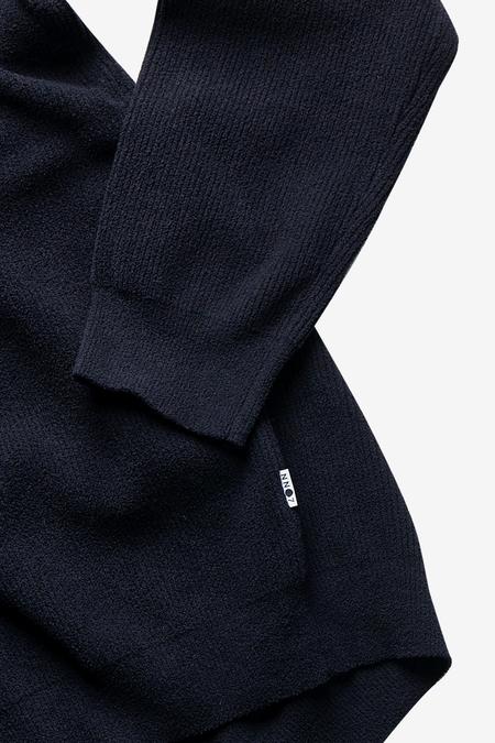 NN07 6429 Danny SWEATER - Navy Blue
