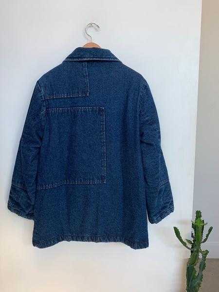 Caron Callahan Paddington Coat-Blue