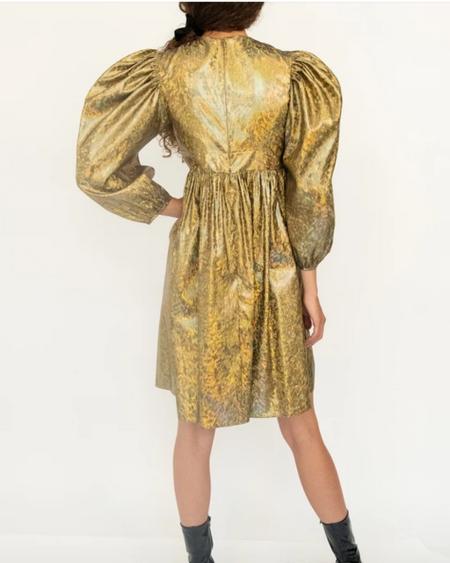 Batsheva Fraser Dress-Neutral