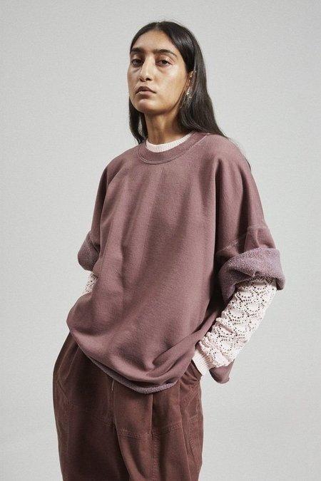 Rachel Comey Fondly Sweatshirt - Clay