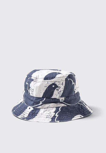 Stan Ray Fillmore Bucket Hat - navy peace
