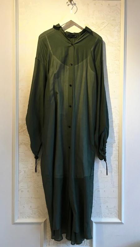 Joseph Cotton Voille Runway Dress