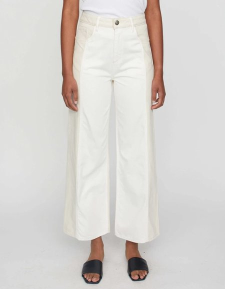 Just Female Calm Jeans - Off White Mix