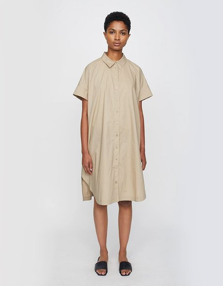 Just Female Noria Shirt Dress -  Taupe
