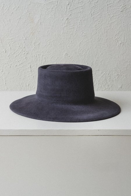 Brookes Boswell IN VELOUR FELT DARYL Hat