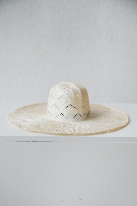 Brookes Boswell Optimo Packable Hat - Arrow Weave