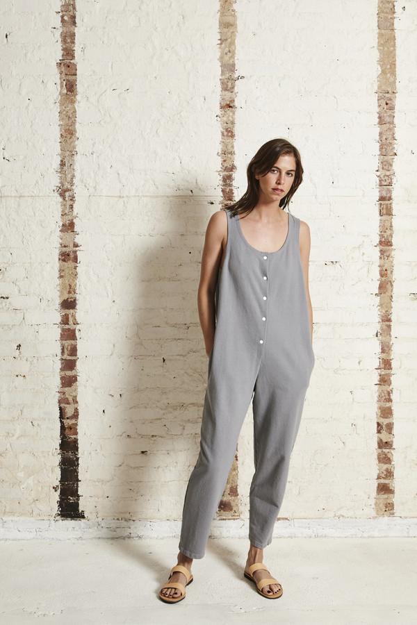 Off Season NYC Crescent Sportif Suit Grey