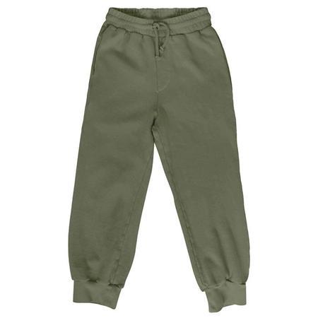 Nico Nico Child Dakota Fleece Sweatpants - Avocado Green