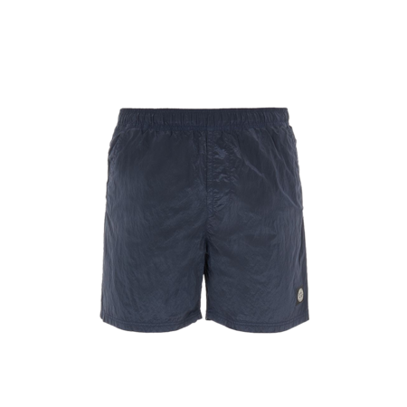 Stone Island Nylon Metal Swimming Shorts - Blue