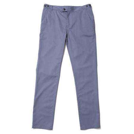 Corridor Brushed Twill Chino - Cool Sanded